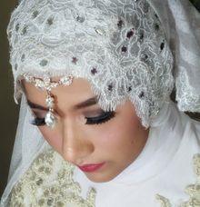 Bride Makeup by Tya Muttaqin