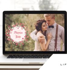 Grande Package by LIfegreet Online Invitation