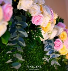 Yana & Satria - Engagement Decoration by Pinecone Event Decoration