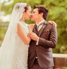 CELEBRITY Wed Yael and Karylle by pat dy photography