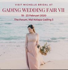 Michelle Bridal on Gading Wedding Fair VII by Michelle Bridal