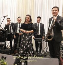 Tio & Cella Wedding by Sixth Avenue Entertainment
