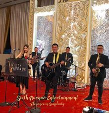 Wedding by Sixth Avenue Entertainment