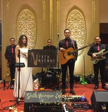 Ridho & Ayu Wedding by Sixth Avenue Entertainment