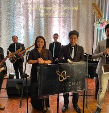 Albert & Tantiana Wedding by Sixth Avenue Entertainment
