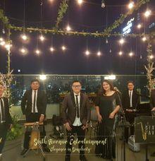 Bobby & Stefanny Wedding by Sixth Avenue Entertainment