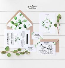 Amanda & Prasetyo at Raffles Hotel Jakarta by Pentone Craft and Paper