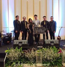 Robin & Wendy Wedding by Sixth Avenue Entertainment