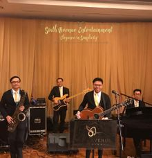 Andreas & Vera Wedding by Sixth Avenue Entertainment