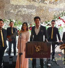 Marcel & Marcella Wedding by Sixth Avenue Entertainment