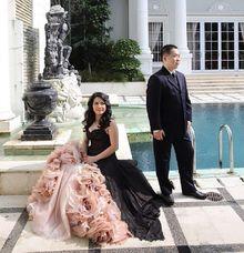 Ivana's prewedding by SAVORENT Gown Rental