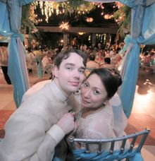 Wedding Planning with your Foreign Fiance by ALTUZ events