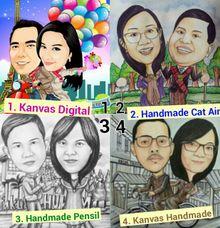 Wedding Gifts by Rumah Karikatur Online