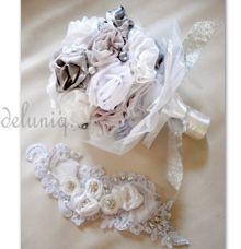 silver one by deluniq bride