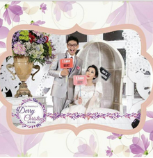 The Wedding of Derry & Cristina by Frameous Photobooth