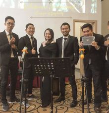 Josua & Merlin Wedding by Sixth Avenue Entertainment