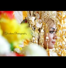 Weddding of endang by Shindoro Photography