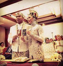 Ajeng & Agung Wedding by Andy Utama Photography