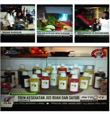 MetroTV NEWS Feature by Ala.Me Juicery