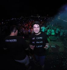 Petra Lightrun Project by Cosa Nostra