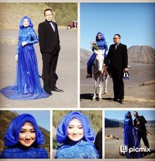 Prewedding by OCIE Mua