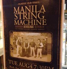 La Creperie by The Manila String Machine
