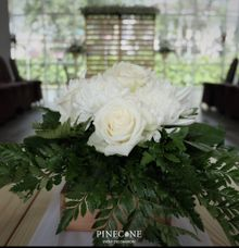 The Engagement of Icha & Andri by Pinecone Event Decoration