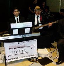 Awarding Night by Titus 3 Verse 5 Musique Ensemble