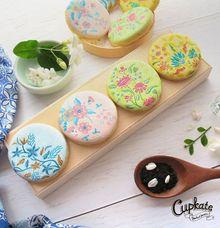 batik cookies by Cupkate