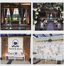 Enrico-Jessica Wedding by Vanesa Decoration
