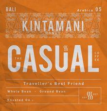 Bali Kintamani Arabica by The Casual Coffee