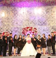 The Wedding Haryanto & Amelia by Barcode Organizer