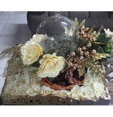 The Glassbowl for The Ring by de house of seserahan