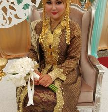 Wedding of Aisyah & Ilham by Andriana Jamil