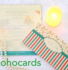David & Sendy by Toho Cards