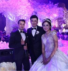 Wedding of Rony and Cheryl by Tarik The Tenor ( The Luxury Entertainment )