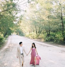Prewedding by Albert by Summer Story Photography