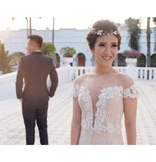 Wedding makeup for #denissestory by Lenny Wijaya Professional Makeup Artist