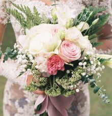 Rustic Wedding Bouquet by LABUSHKY Bouquet
