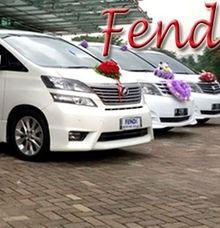 Mobil Pengantin Wedding Car - FENDI WEDDING CAR by Fendi Wedding Car