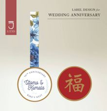 Golden Wedding Anniversary of Utomo & Kumala by JARS&Design