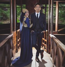 Wedding Shoes For Abenk Ziqrul by Koku Footwear