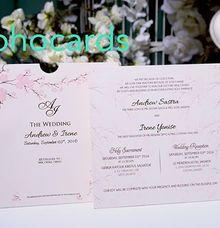 Andrew & Irene by Toho Cards