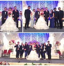 Wedding Hendri & Linda 21 Oktober 2016 by Remsey MC