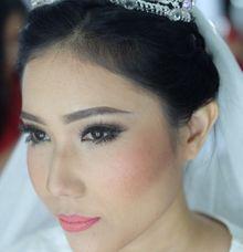 bridal make up by mellyna make up artis