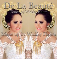 Sunda putri and sunda siger look by Wickky Halim Make Up Artist