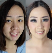 Arline by chingching makeupart