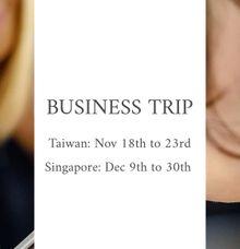 Business Trip by Charlotte Beauty Studio