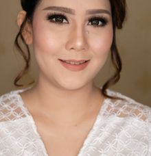 Makeup Sister Of Bride Ms.Febrianni Melita By Stev by StevOrlando.makeup