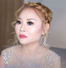Makeup For Sister Of Bride Mrs. Ani by StevOrlando.makeup